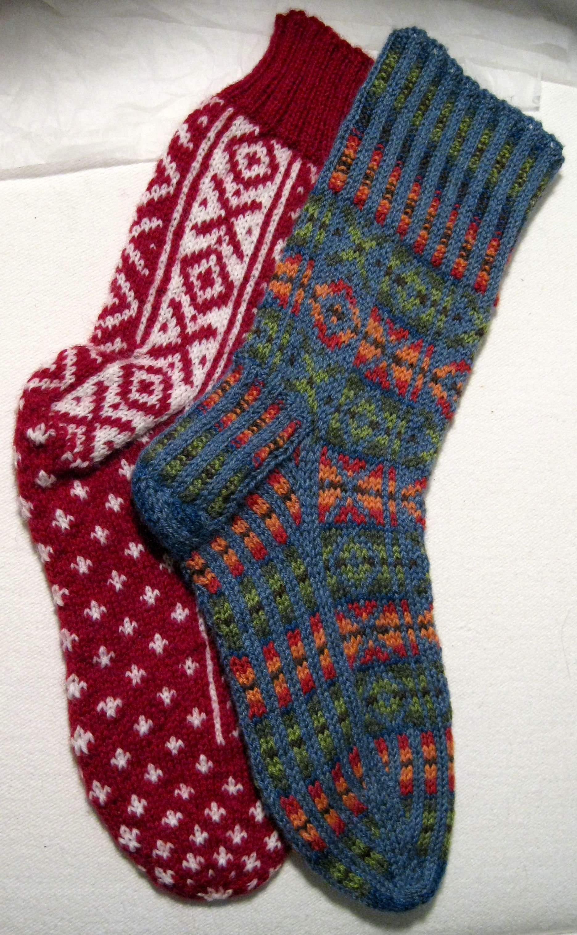 Sock Yarns   Le Tissier Designs