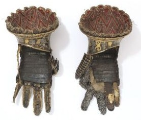 Evolution Of A Pattern Damascus Glove Le Tissier Designs