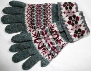 Skye Gloves - finished