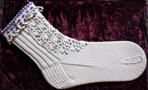 Bead Bubble Socks!