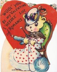 Vintage Valentine with Vintage Memories