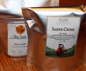 Cream Assam Tea, smooth and rich tasting - Gads I sound like a coffee ad!  LOL!!