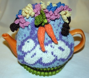 Last Spring at this time I was creating wildly Spring Themed Cozies.