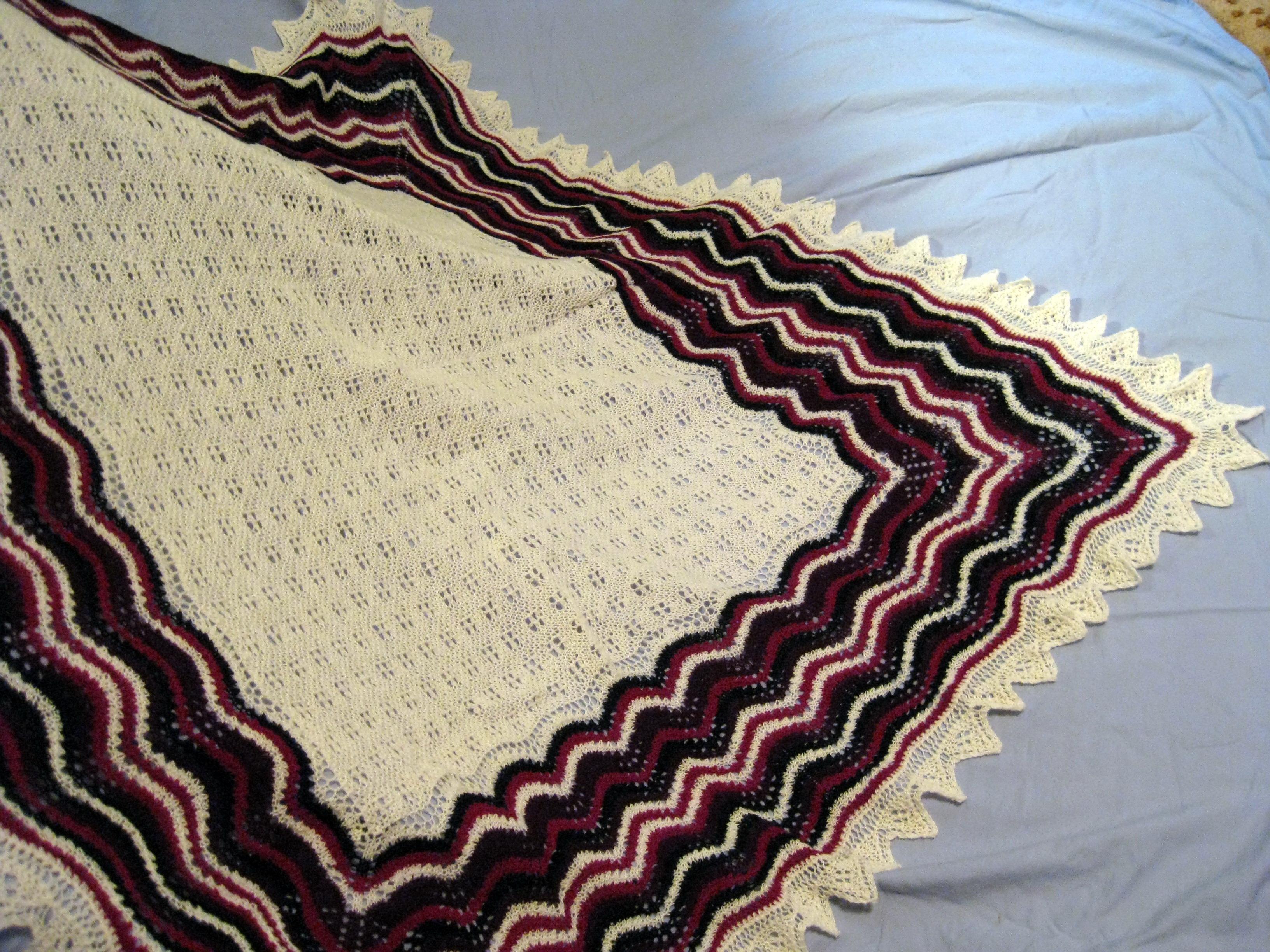 Shetland Lace – Le Tissier Designs
