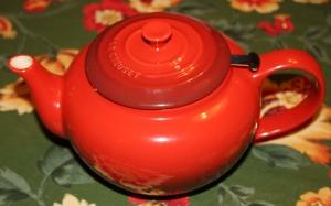 My new tea-pot.