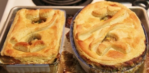 Turkey Pot Pies - I will have to make these again!