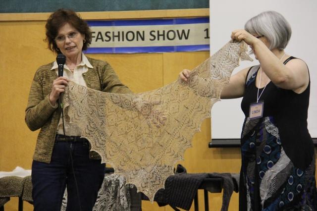 Paula'a shawl