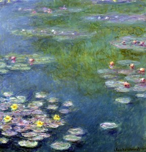 "Claude Monet's ""Nympheas"""