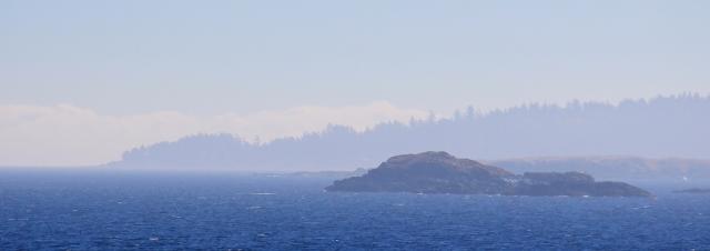 Looking over towards Gabriola Island.