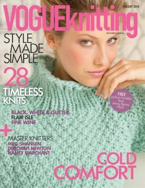 Vogue Holiday 2014
