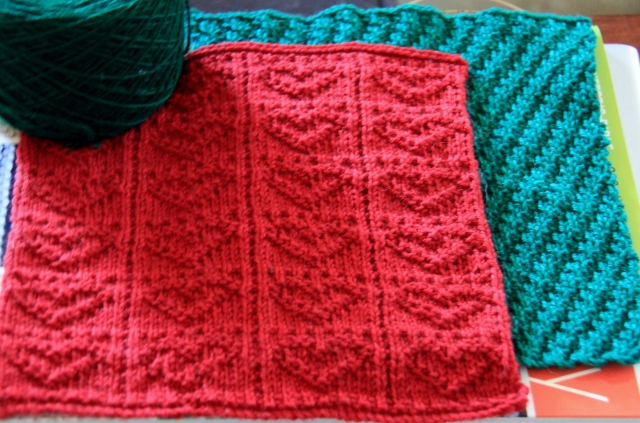 Hearts-Ease square.