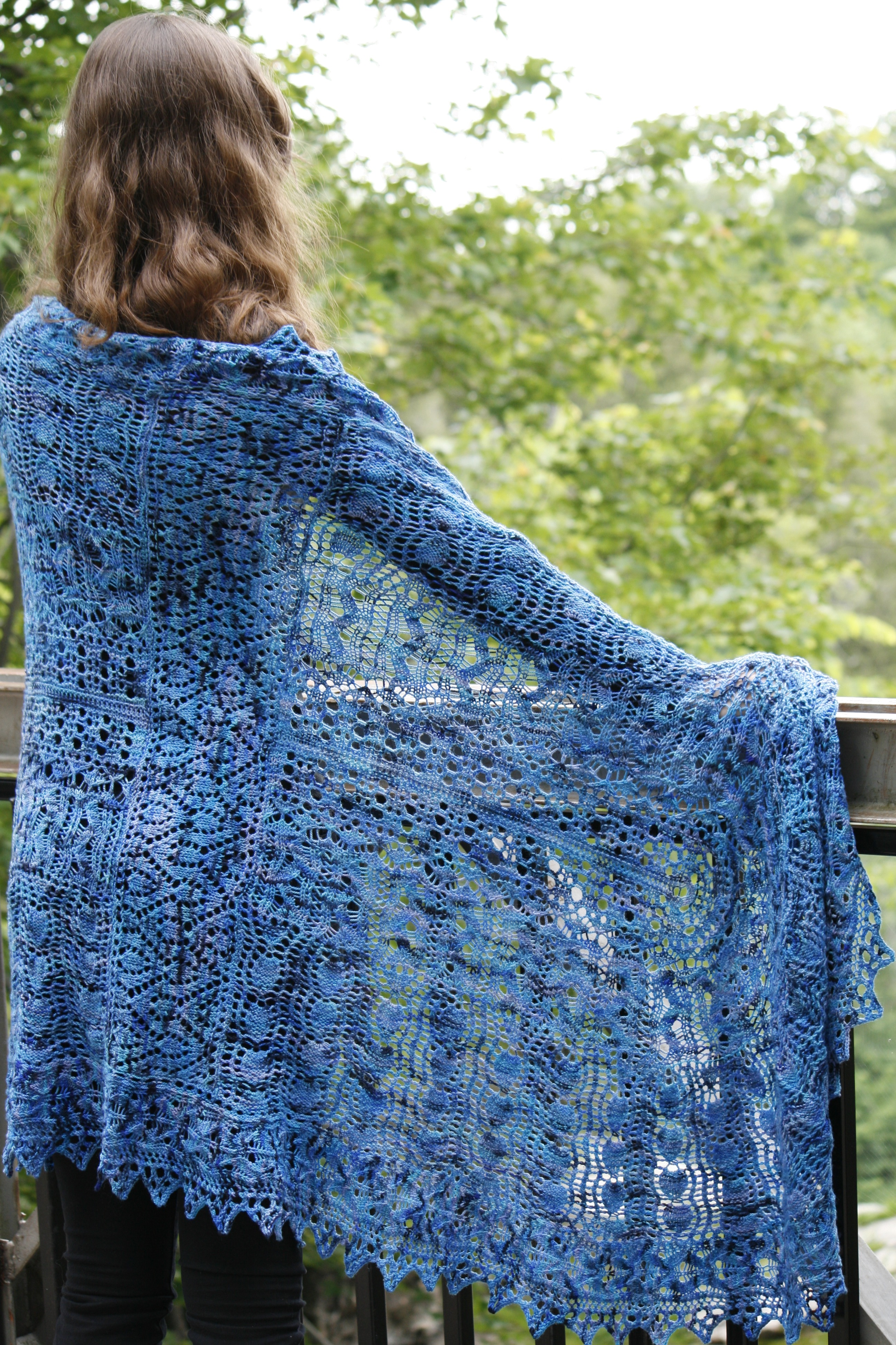 Blogging Missed! A New KAL and more! – Le Tissier Designs