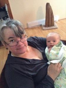 Granny me!