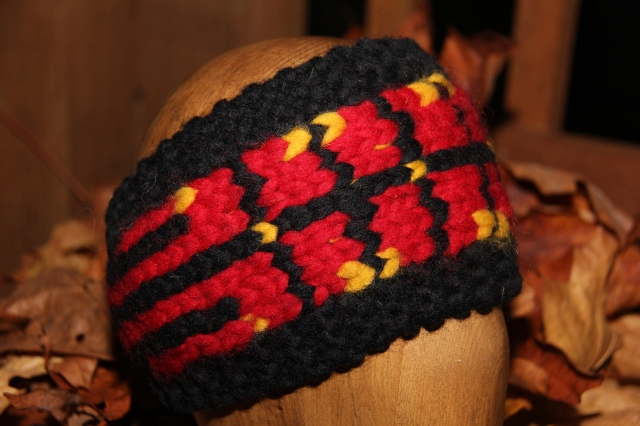 Plaid Spirit Headband